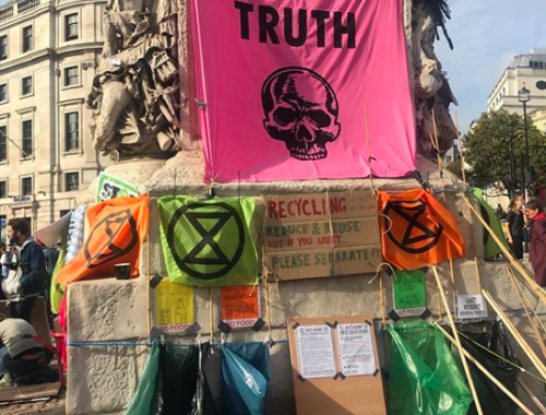 sustainability extinction rebellion