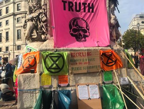 sustainability extinction rebellion